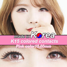 eye color contacts lenses Crazy Halloween Cosmetic Cosplay circle lens blue V6