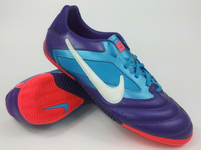 c7a8cbecf Nike Mens Rare Nike5 Elastico Pro Indoor Soccer Shoes 415121-514 Purple  Size 9.5