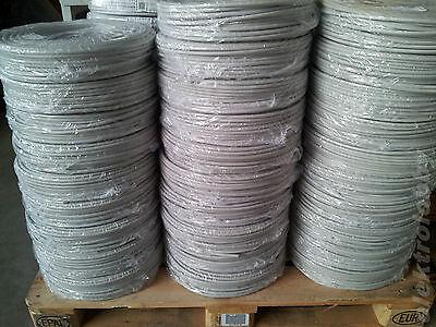 (0,49€/m) NYM-J 3x1,5 mm² Mantelleitung Kabel 50m Bund / 100m Bund - Auswahl