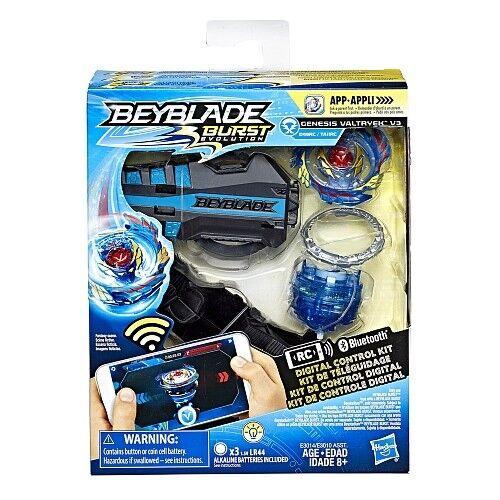 Beyblade Beyblade Beyblade Burst RC App Battle Pack Steuerbar per App Hasbro E3010 NEUHEIT 2018 6e5515