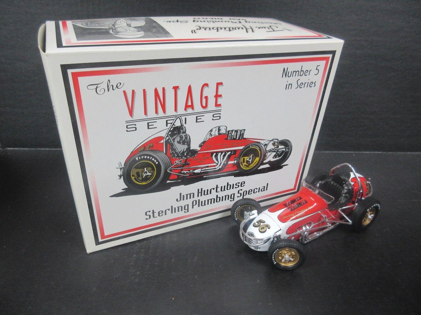 GMP Jim armaduras Sterling Fontanería 1 18th coche escala Vintage Sprint
