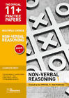 11+ Practice Papers, Non-Verbal Reasoning Pack 2 (Multiple Choice): NVR Test 5, NVR Test 6, NVR Test 7, NVR Test 8 by GL Assessment (Pamphlet, 2011)