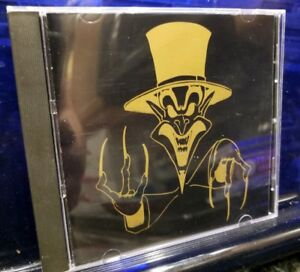 Insane-Clown-Posse-The-Ringmaster-Original-No-Foil-Press-CD-rare-twiztid-icp
