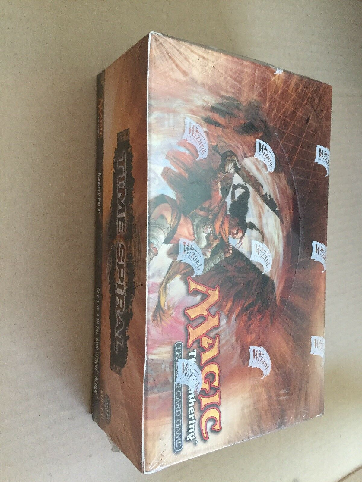 MTG Time Spiral Booster Box Factory Sealed Magic the Gathering