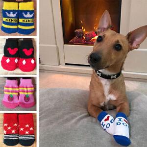 Novelty Character Dog Socks Non Slip Choose Your Design