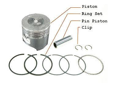 PISTON FOR CITROEN CX2500 M25-650 NON TURBO DIESEL ENGINE 2.5 1983