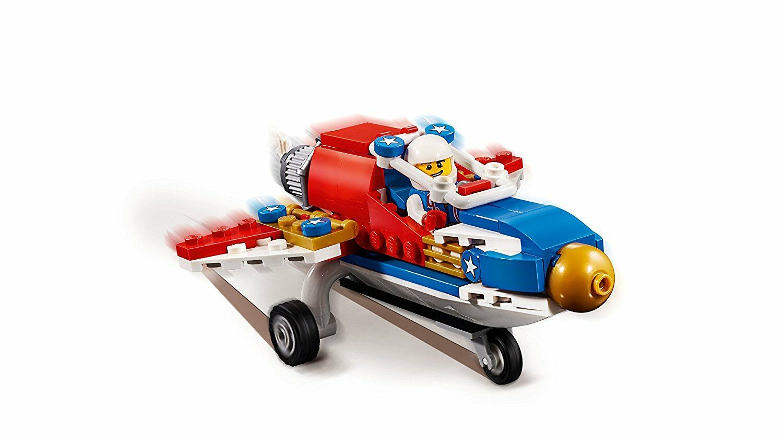 LEGO 31076 - CREATOR 3in1 - - - Biplano acrobatico - Nuovo sigillato ritirato stunt 3aab6a
