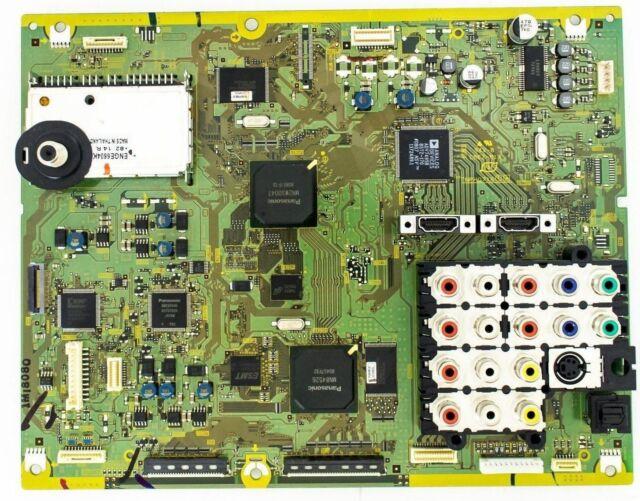 "42/"" Panasonic PLASMA TV TH-42PX80U A Board TNPH0716S"