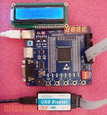 FPGA Cyclone Altera FPGA EP1C3T144 Learning Board + USB Blaster JTAG programmer