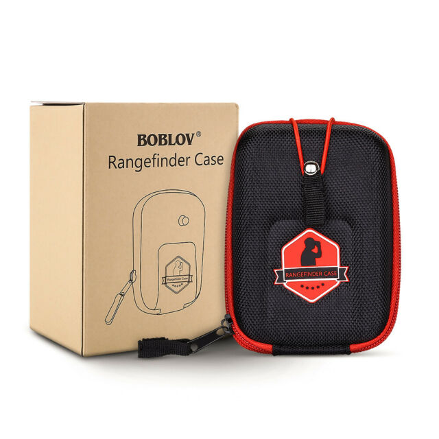 Golf Rangefinder Carry Case EVA Hard Cover Storage Bag for Bushnell Rangefinders