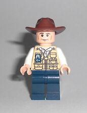LEGO Jurassic World - Dino Hüter (75919) - Minifig Figur Vet Tierarzt 75919