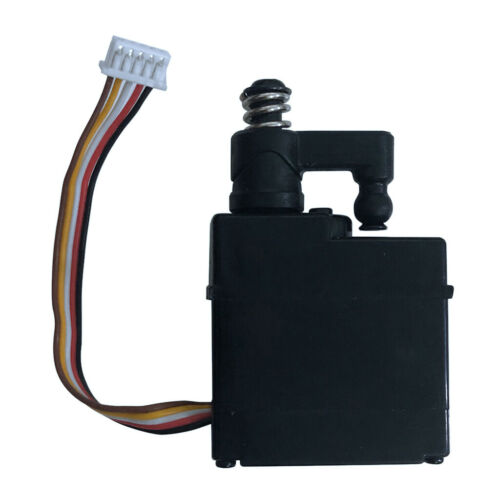 2 Pieces 1:16 Big Feet Truck RC Servo Steering Gear for XLH9130 9136 9137 Parts