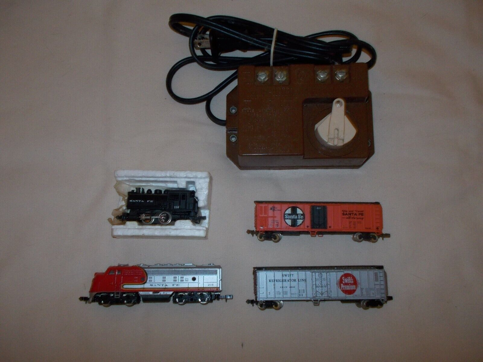 Bachmann Train N Scale Assorted Assorted Assorted Parts 00dc02