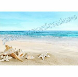 Quadri moderni poster arredo casa mare paradiso oceano for Poster arredo casa