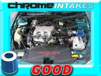 Blue 96 1996 Chevy Beretta/chevrolet Corsica 3.1 3.1l V6 Air Intake Kit