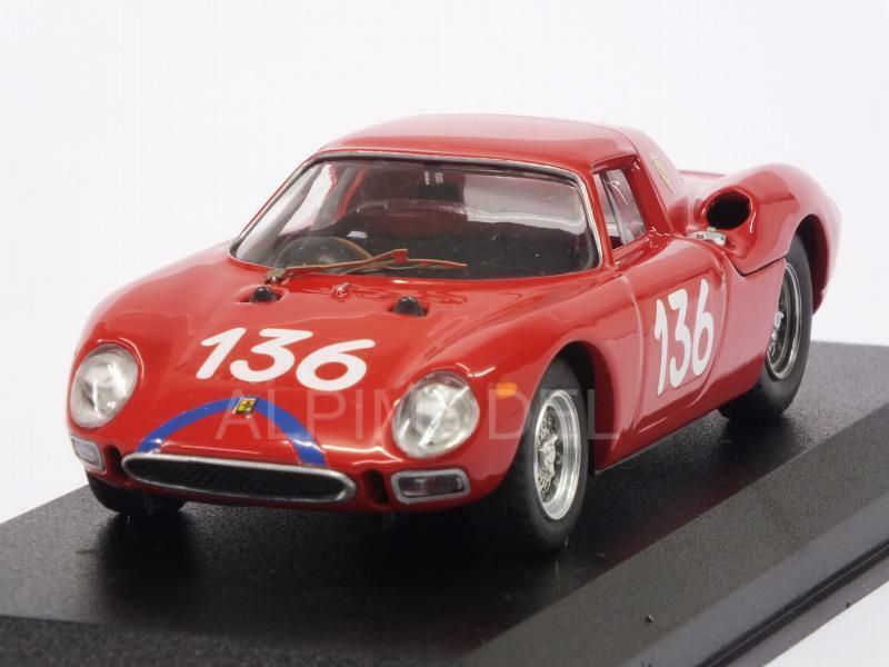 Ferrari 250 LM Targa Florio 1965 Nicodemi - Lessona 1 43 BEST 9683