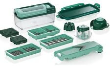 Genius® Nicer Dicer Fusion Smart Set (13tlg.)   -   NEU & OVP