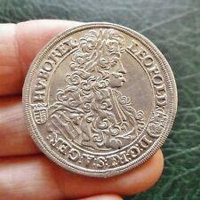 Hongrie - Léopold Ier d'Autriche - 1/2 Thaler  1701 KB  Kremnitz