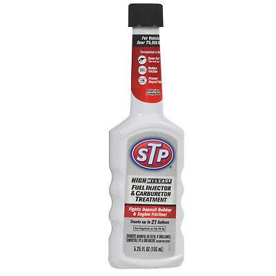 STP 78571 Fuel Injector and Carburetor Treatment 5.25 oz.