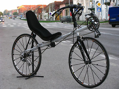 GüNstiger Verkauf Velomotion Scopa - Brand New Recumbent Bicycle Frame Set Kit Road/audax/gravel