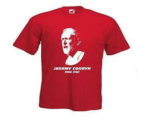 JEREMY-calidad-para-PM-Labour-Fiesta-SOCIALISTA-Juventud-Ninos-Camiseta