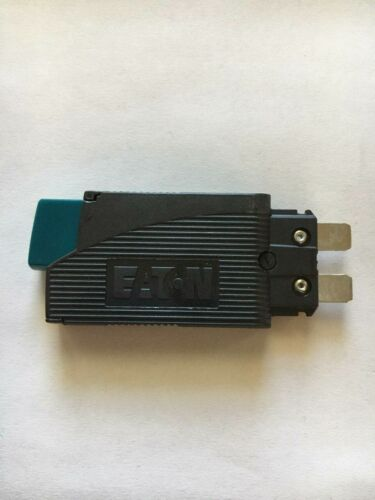 EATON THERMAL CIRCUIT PROTECTOR 8 A CAT NO. #XBATCP8 TCP8