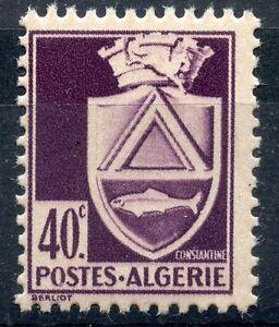Africa Timbre Algerie Neuf N° 195 ** Oran Wide Varieties Stamps