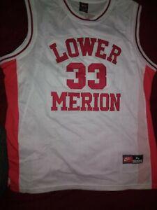 Kobe Bryant Lower Merion High School Jersey White Nike Men's Size ...
