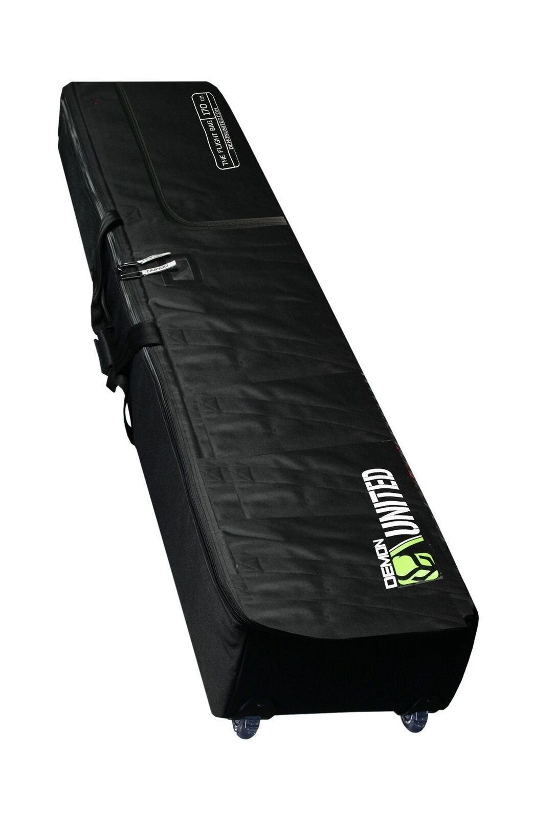 Fully Padded Travel Snowboard Bag with WHEELS