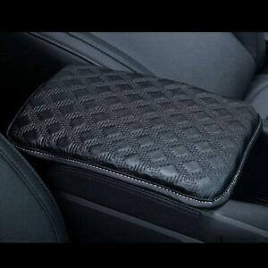 Universal-Auto-Armlehne-Pad-Lederkissen-Deckel-Abdeckung-Mittelarmlehne-Box