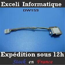 HP pavillon dv3 nuovo dc presa connettore jack dans dc301006300 filo cavo