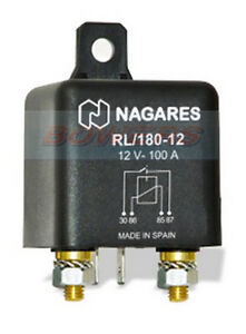 Details about NAGARES RL/180-12 HIGH PERFORMANCE HD NORMALLY OPEN MULTI on