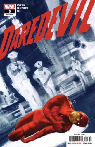 Daredevil #3 2019 MARVEL Comics Main Cover NM