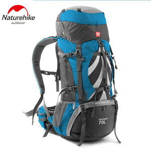 Naturehike 70L 5L Outdoor Camping Best Backpacks Hiking Gear ...