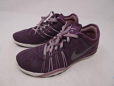 Nike Free TR 6 Sneakers Black + Rose Gold sz 9.5