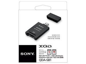 Resultado de imagen para Sony QDA-SB1/J XQD USB Adapter