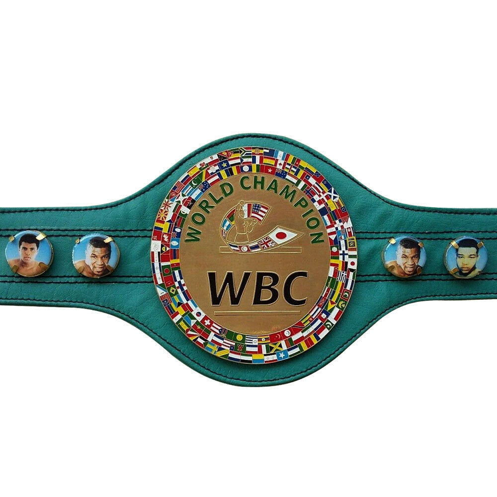 WBC Championships Boxing Belt Mini New Premium Quality
