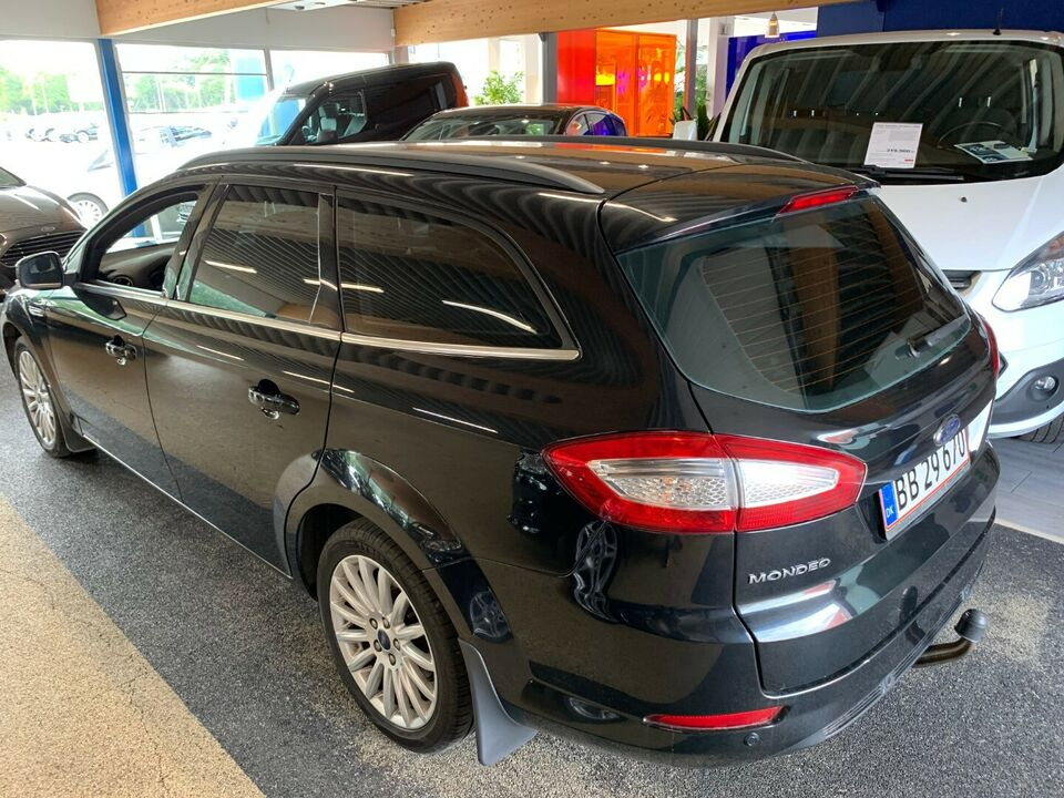 Ford Mondeo 2,0 TDCi 140 Collection stc. Diesel modelår