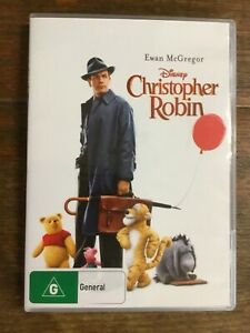 Disney-Christopher-Robin-DVD-COVER-ONLY-NO-DVD-MOVIE