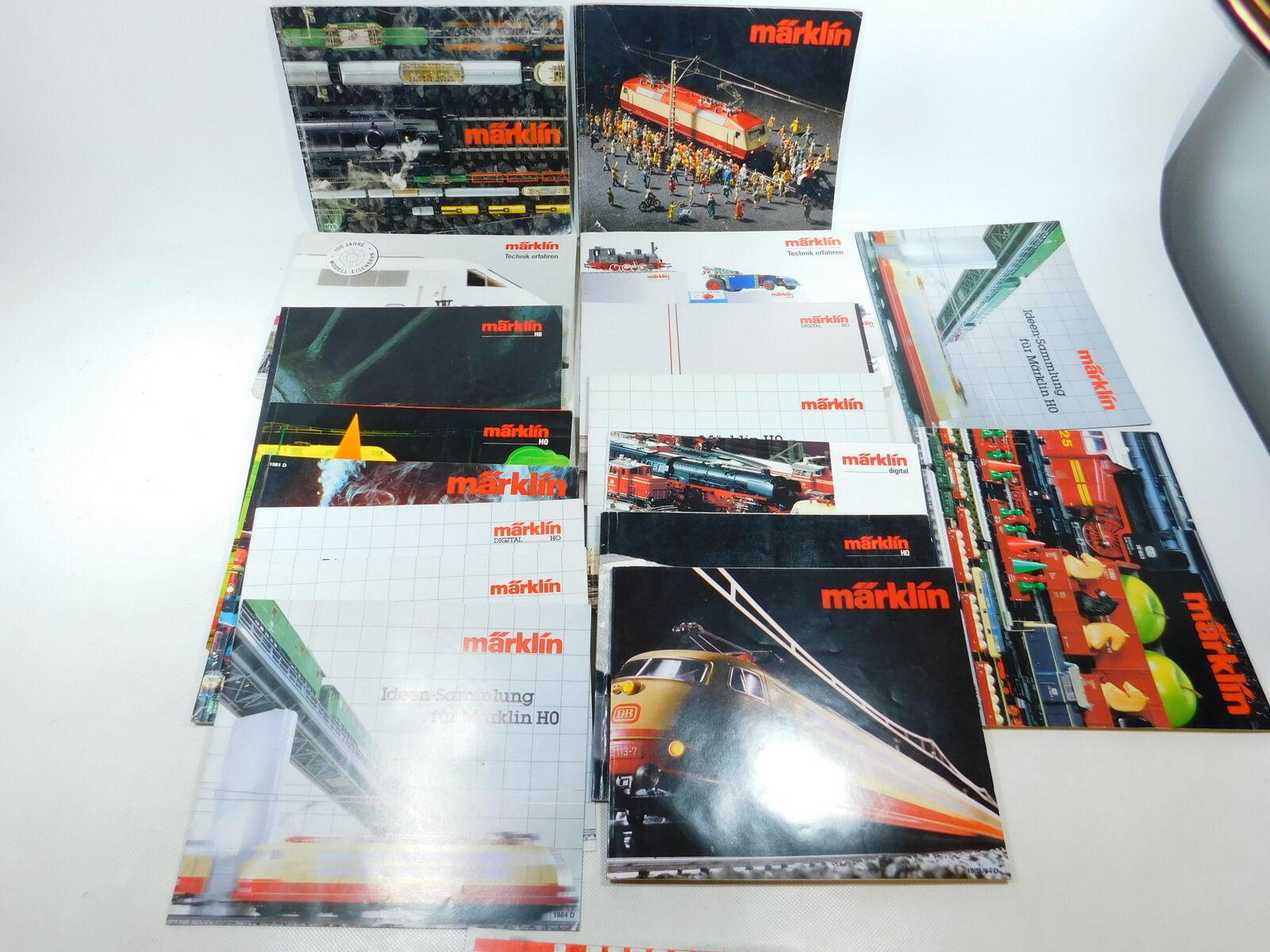 Bw351-6 Bw351-6 Bw351-6  Märklin Catalogo-la raccolta  1979+1980+1981+1982 83+1983+1983 84+1984 etc a08fe6