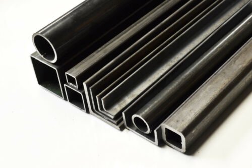 """4 Pieces Ships UPS 3//4 x 3//4 x 1//8/"""" x 48/"""" A36 Mild Steel Steel Angle Iron"""