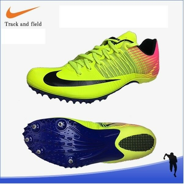 Nike Hommes 10.5 Zoom Celar 5 OC Track & 882023-999 Field Sprint Spikes Chaussures 882023-999 & NEW 2e3997