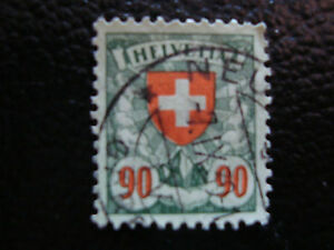 suiza-sello-yvert-y-tellier-n-208-matasellados-A8-stamp-Suiza-E
