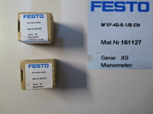 FESTO MAP-40-6-1//8-EN  Mat.Nr 161127 Manometer 10-5 #2383