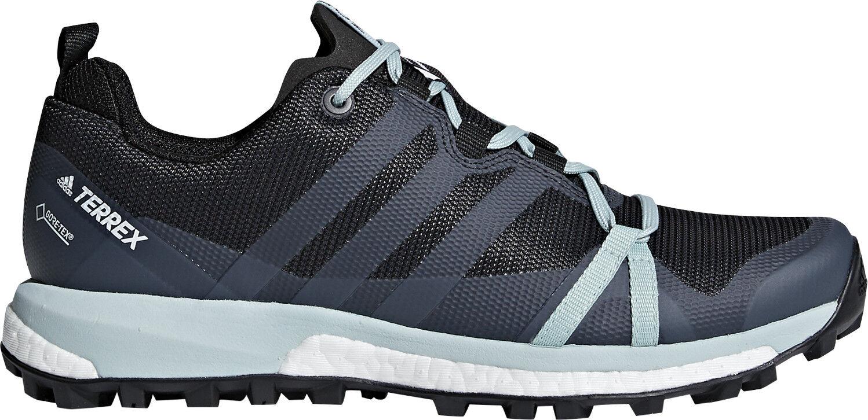 Adidas Terrex ingravidez GTX Mujeres Tenis para Correr-gris