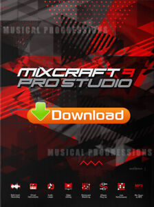 MIXCRAFT-9-PRO-STUDIO-AUDIO-MUSIC-SOFTWARE-WINDOWS-DIGITAL-NEW-ACOUSTICA