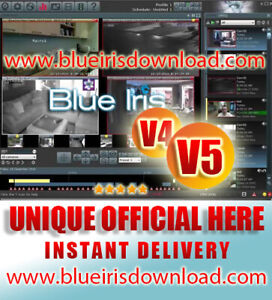 Details about Blue Iris Pro v5 x (Latest) Video Camera Security Software -  Full License Life