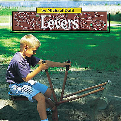 Levers Simple Machines, Oxlade, Chris, Used; Good Book