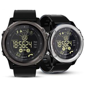 Montre-Connectee-Smart-Watch-etanche-Chrono-Podometre-Appel-Android-Apple