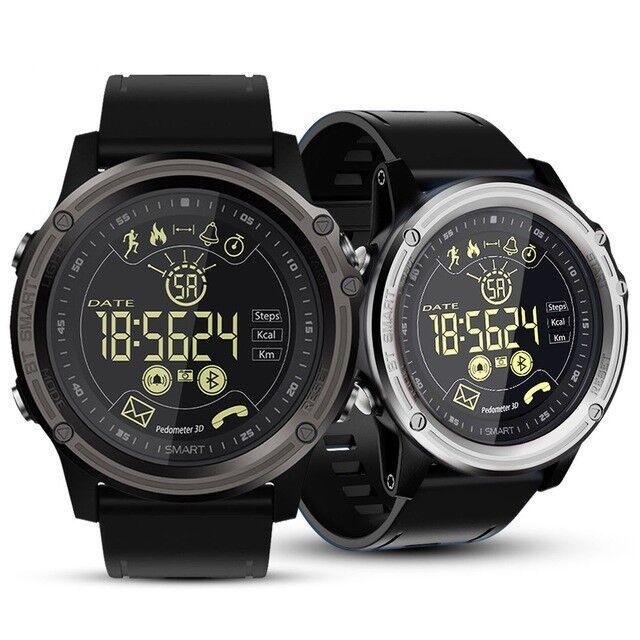 Montre Connectée Smart Watch étanche Chrono Podomètre Appel ...... Android Apple